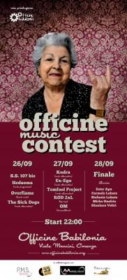 locandina contest serate web