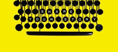 Share your story on yellow